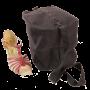 Double Pair Canvas Shoe Bag Dance Shoes TN