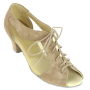 Dance Shoes of TN Rita Taupe